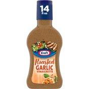 Kraft Roasted Garlic Vinaigrette Salad Dressing