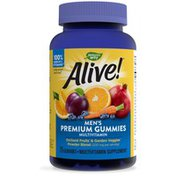 Nature's Way Alive!® Premium Men's Gummy Multivitamin