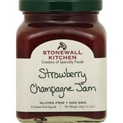 Stonewall Kitchen Jam, Strawberry Champagne