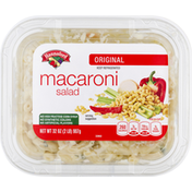 Hannaford Macaroni Salad, Original