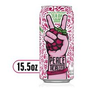 Peace Tea Zer-Oh Razzleberry Can