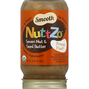 NuttZo Seven Nut & Seed Butter, Smooth