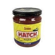 Hatch Farm Medium Serrano Salsa