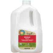 Full Circle Vitamin D Whole Milk