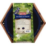 Kaytee Bird Bath or Feeder, Wild Bird