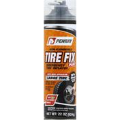 Penray Tire Fix, Large Tire