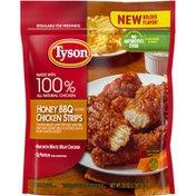 Tyson Frozen Honey BBQ Chicken Strips
