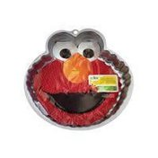Elmo Face Cake Pan Mold