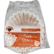 Hannaford Basket Coffee Filters