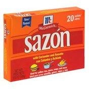McCormick® Sazon with Coriander and Annatto