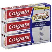 Colgate Toothpaste, Anticavity Fluoride and Antigingivitis, Paste