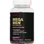 GNC Multivitamin, Mixed Berry, Gummy