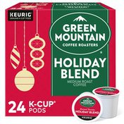 Green Mountain Coffee Roasters Holiday Blend K-Cup Pods