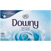 Downy Clean Breeze Dryer Sheets Fabric Softener