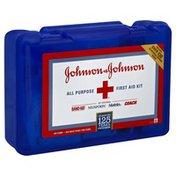 Johnson & Johnson All Purpose First Aid Kit, Case