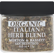 Morton & Bassett Spices Herb Blend, Organic, Italian