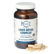 PCC Liver Detox Complex Dietary Supplement