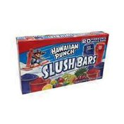 Hawaiian Punch Slush Bars