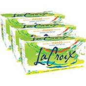 LaCroix Mango Sparkling Water - 3/8pk/12 fl oz Cans