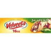 VELVEETA Jalapeno Cheese with Jalapeno Peppers