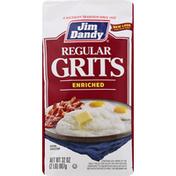 Jim Dandy Grits, Enriched, Regular