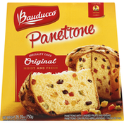 Bauducco Panettone, Original, with Candied Fruits and Raisins