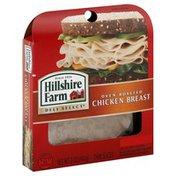 Hillshire Farm Chicken Breast, Oven Roasted, Thin Sliced