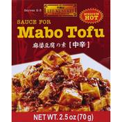 Lee Kum Kee Sauce, Mabo Tofu, Medium Hot
