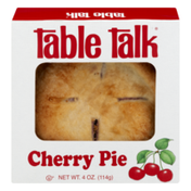 Table Talk Cherry Pie