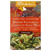 Sukhi's Madras Vegetables Complete Spice Mix