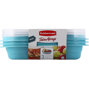Rubbermaid Containers & Lids