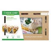 Home Chef Golden BBQ Pulled Pork Tacos Meal Kit