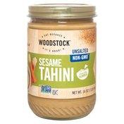 Woodstock Unsalted Sesame Tahini