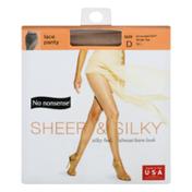 No nonsense Lace Panty Sheer & Silky
