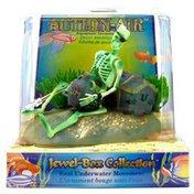 Penn-Plax Action-Air Aquarium Ornament Skeleton