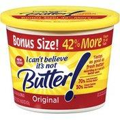 I Can't Believe It's Not Butter Bonus Size Spread Original