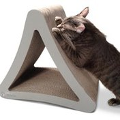 PetFusion 3 Sided Assorted Colour Names Size Names Vertical Cat Scratching