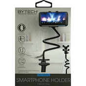 Bytech Smartphone Holder, Universal, Clip on Grip