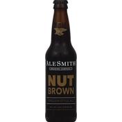 AleSmith Brewing Company Ale, English-Style, Nut Brown