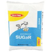 Valu Time Powdered Sugar