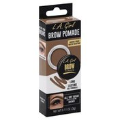L.A. Colors Brow Pomade, Smudge-Proof, Water-Resistant, Blonde GBP361