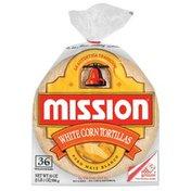 Mission White Corn 36 Ct Tortillas