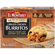 El Monterey Burritos, Grilled Chicken