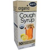 Maty's Organic Cough Syrup Dietary Supplement