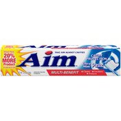 AIM Cavity Protection Fluoride Toothpaste,