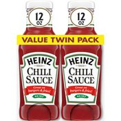 Heinz Chili Sauce Value Twin Pack