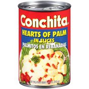 Conchita Hearts of Palm in Slices