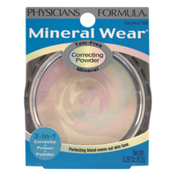 Physicians Formula Mineral Wear Talc-Free Correcting Powder 7038 Creamy Natural