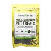 Homegrown Pet Grassfed Beef Pet Treats