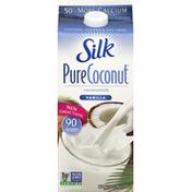 Silk Plant Power Coconut Vanilla Coconutmilk